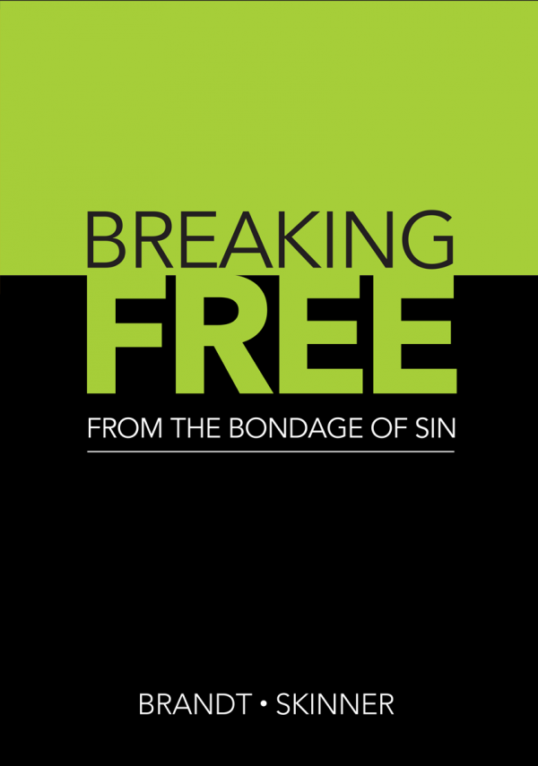 breaking free from the bondage of sin